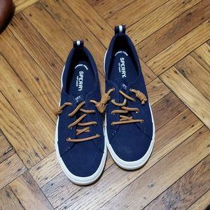 Sperry Blue Sneakers